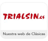 La página web de bicicletas de Trial clásicas de Bikenbici.com