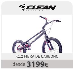 Comprar Bicicleta Trial Clean K1.2 World Cup Combo