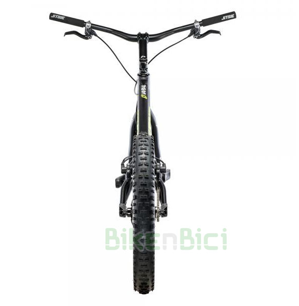 Bicycles Trial JITSIE VARIAL 20 INCHES 970mm RIM BRAKE Biketrial