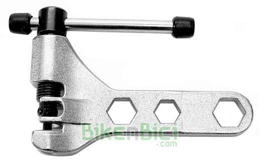 Herramientas Bicicleta Llave tronchacadenas bolsillo - Herramienta para reparar la cadena en caso de avería o para realizar operaciones de mantenimiento en la misma. Modelo de bolsillo para llevar en cualquier bolsillo o bolsa porta herramientas.