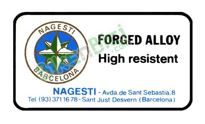 Calcas Trialsin NAGESTI - Calca de las empresa Nagesti (proveedor de las famosas bielas