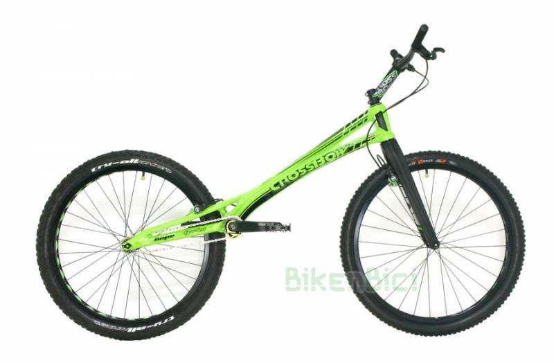 Bicicletas Trial CROSSBOW 26 PULGADAS 1085mm FRENO LLANTA Biketrial