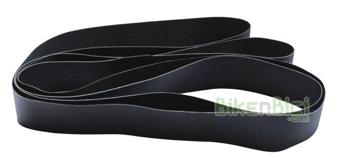 Fondo llanta Trial MONTY PRORACE Biketrial delantero negro - Fondo de llanta para ruedas delanteras de Biketrial Trial y BMX de 20 pulgadas. Color negro