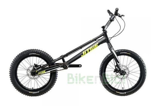 Bicicleta JITSIE VARIAL 20 PULGADAS 970mm FRENO DISCO