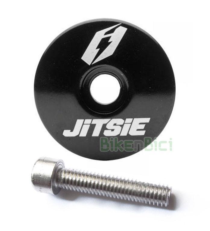 Potencias Trial TAPÓN POTENCIA PLANA JITSIE ECO Biketrial - Tapón de potencia de la marca Jitsie para potencias de 1-1/8