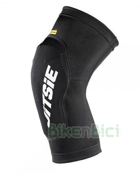 Rodilleras Trial JITSIE DYNAMIK Biketrial  - Protecciones para rodilla de la marca Jitsie. Fabricadas en lycra de alta resistencia y malla posterior. Se colocan como un calcetín, consiguiendo ser muy cómodas de llevar. Protección diseñada para muy buena protección de la rodilla. Muy flexibles. Peso de la pareja: 110 gramos (talla infantil).