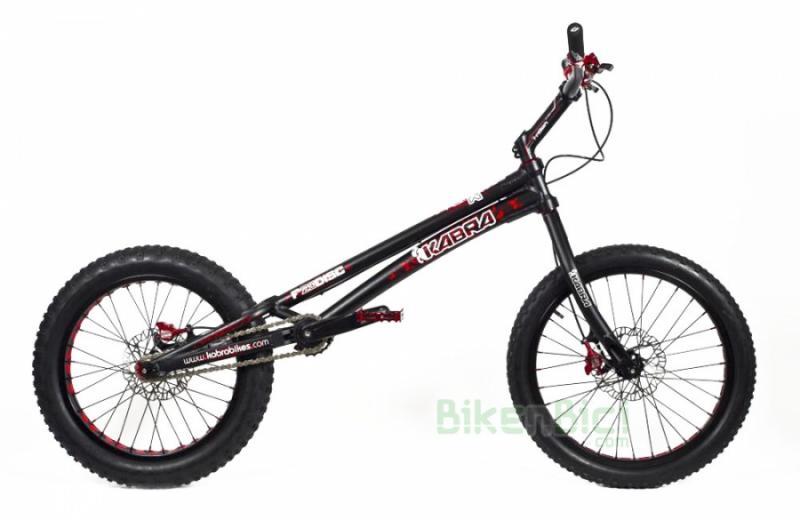 Bicicletas Trial KABRA F20 DISC V2 ECO Biketrial frenos de disco - La bicicleta de Biketrial/Trial KABRA de 20 pulgadas con frenos de disco es una bicicleta que combina los mejores materiales de las mejores marcas y ajustando al máximo el precio para conseguir una bicicleta de altas prestaciones a un precio lógico. La Kabra 20