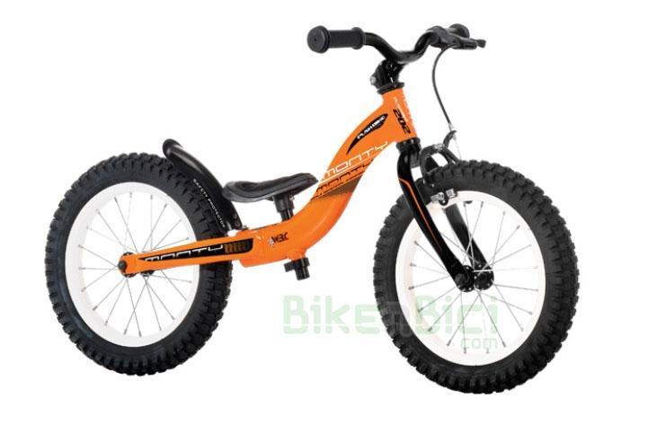 Bicicletas Trial MONTY 202 KAMEL Biketrial PUSH BIKE  - La Monty 202PB