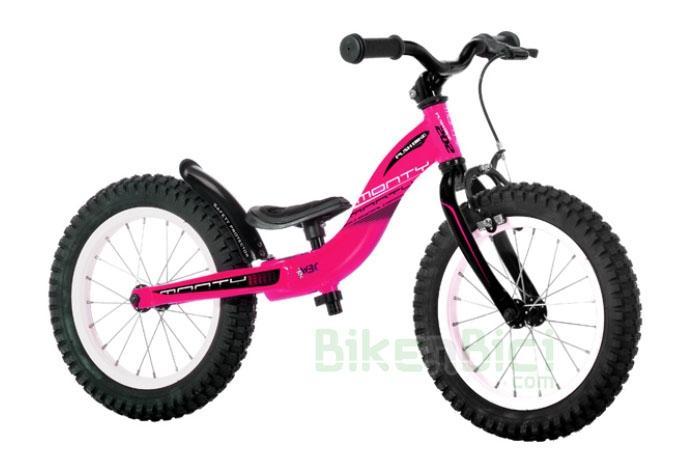 Bicicletas Trial MONTY 202 KAMEL Biketrial PUSH BIKE rosa - La Monty 202PB