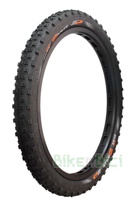 Neumáticos Trial MONTY PRORACE V2 LOGO DELANTERO 20x2.00 Biketrial - Neumático delantero Monty ProRace 20