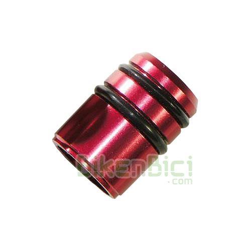 Frenos Trial RACING LINE PISTÓN BOMBA LS011 Biketrial recambios - Pistón original Racing Line para todas bombas de freno de la marca. Totalmente compatible con los modelos Magura HS33 de 2005 a 2010. Mecanizado en CNC en aluminio 6061-T6. Incluye los dos retenes de goma para evitar pérdidas de aceite. 5 gramos de peso.