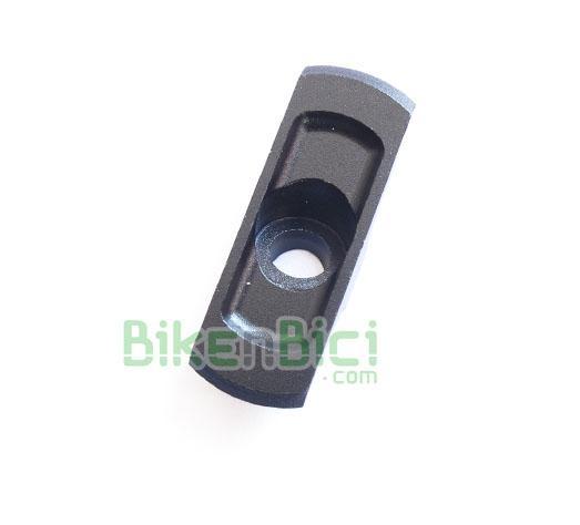 Potencias Trial TAPÓN POTENCIA TRY-ALL 3D CNC V2 Biketrial negro - Tapón de potencia de la marca Try-All, modelo 3D V2. Totalmente mecanizado en CNC. Para potencias con el tapón inclinado. Color negro.