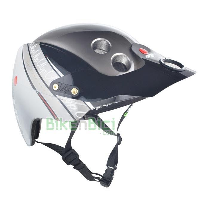Cascos bicicleta URGE ENDUR-O-MATIC UBP Biketrial Trial - El casco para Biketrial y Trial Urge Endur-O-Matic se inspira en los Downhill y Enduro y se caracteriza por una óptima superficie de protección con tecnología