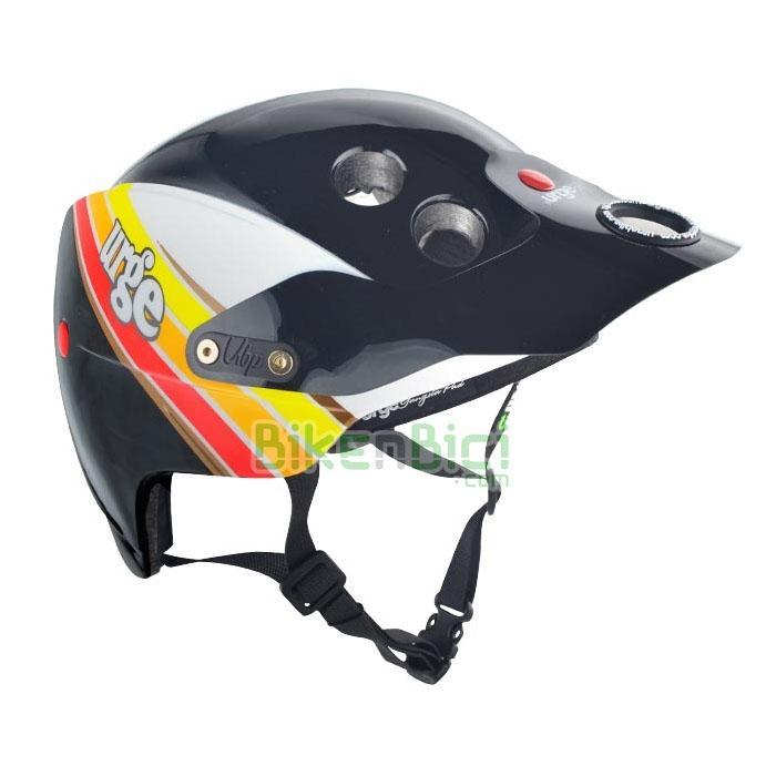 Cascos bicicleta URGE ENDUR-O-MATIC SCRAMBLER Biketrial Trial - El casco para Biketrial y Trial Urge Endur-O-Matic se inspira en los Downhill y Enduro y se caracteriza por una óptima superficie de protección con tecnología