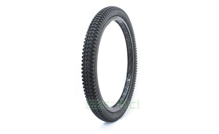 NEUMÁTICO TRIALSIN CLÁSICO 20 PULGADAS - Neumático especial para clásicas del Trialsin. Réplica del neumático Pirelli ML14 en medidas 20