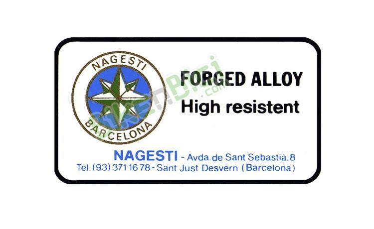 Calca NAGESTI - Calca de las empresa Nagesti (proveedor de las famosas bielas