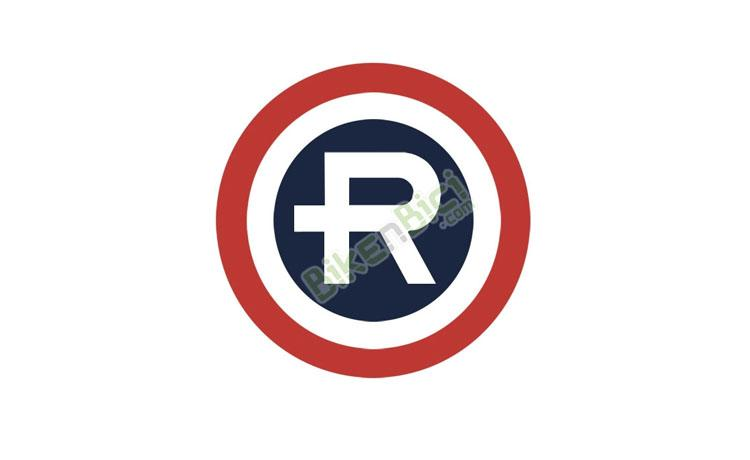 Calca REPSOL - Calca de las empresa Repsol que montaron algunos modelos de Montesa en la parte frontal del protector de plato. PRODUCTO EXCLUSIVO BIKENBICI.COM