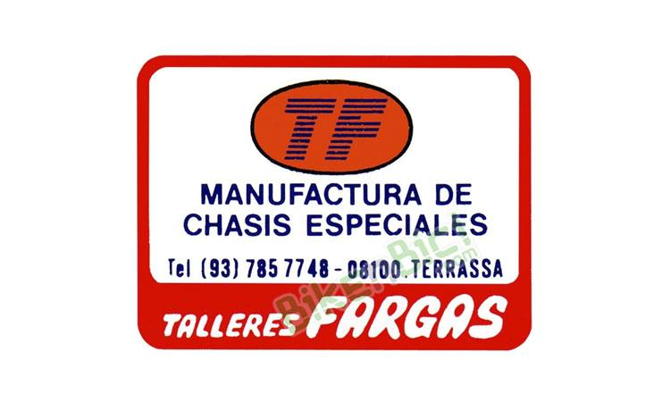 CALCA TRIALSIN TALLERES FARGAS