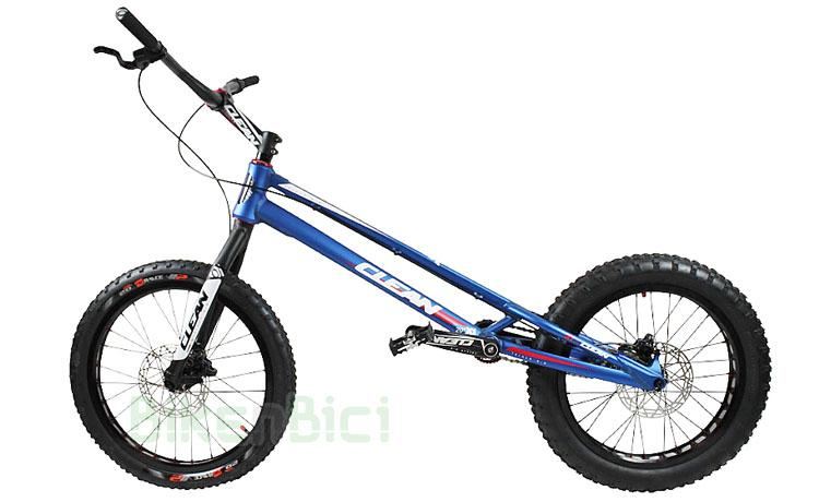 Bicicleta CLEAN X1 20 PULGADAS HOPE TECH 3
