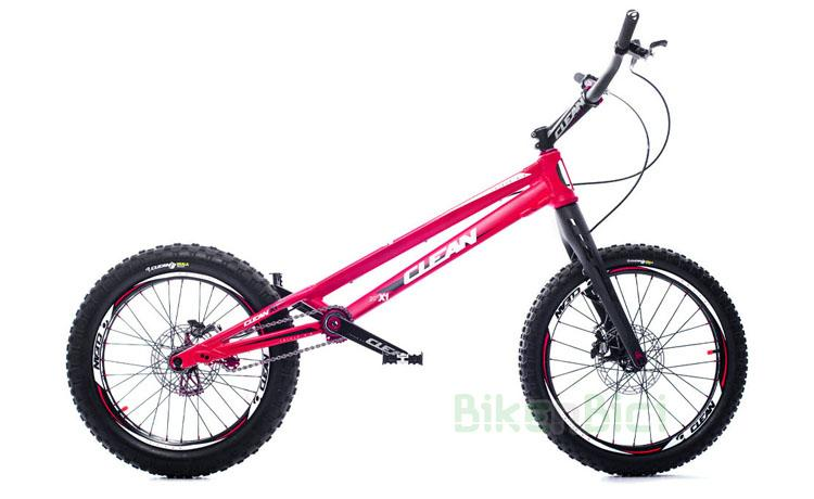 BICICLETA CLEAN X1 20 PULGADAS 1005mm WORLD CHAMPION