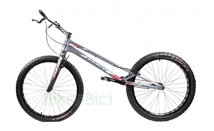 BICICLETA TRIAL CLEAN X2 26 PULGADAS WORLD CUP
