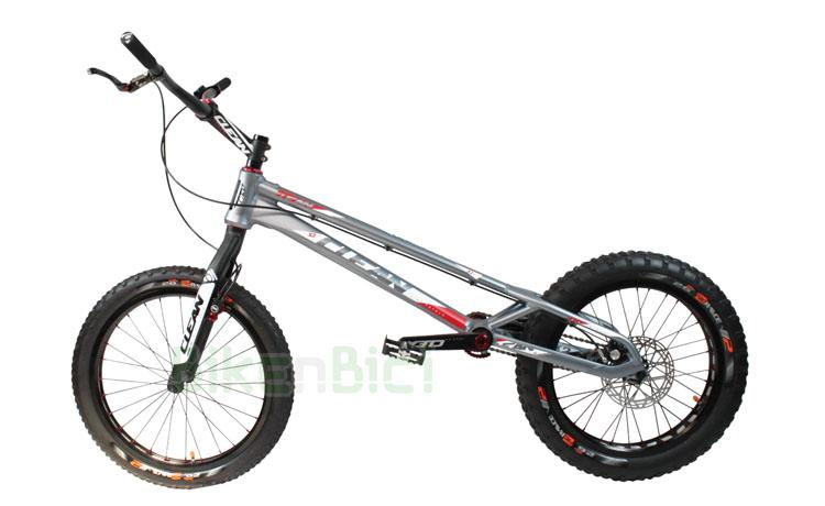 BICICLETA CLEAN X2 20 PULGADAS WORLD CUP
