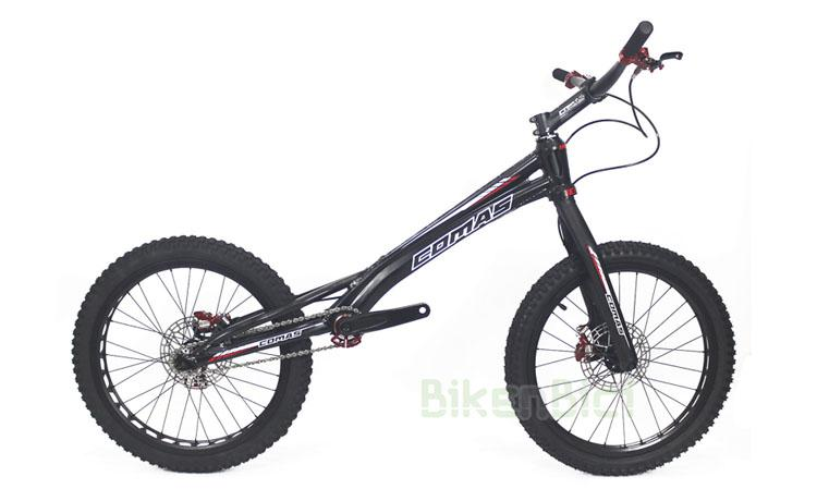 BICICLETA TRIAL COMAS 920F 20 PULGADAS HOPE TECH 3