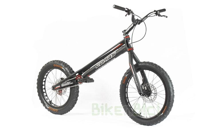 Bicicletas Trial COMAS R1 1008 20 PULGADAS Biketrial - Bicicleta Comas 20 pulgadas para Trial y Biketrial. Modelo R1 1008 20 con frenos de disco. Pedalier a rosca tipo ISIS de 123mm, dirección Tapered 1,5