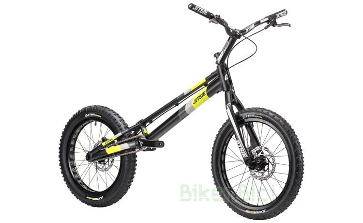 BICICLETA JITSIE VARIAL 20 PULGADAS 1010mm FRENOS DISCO HOPE TECH 3
