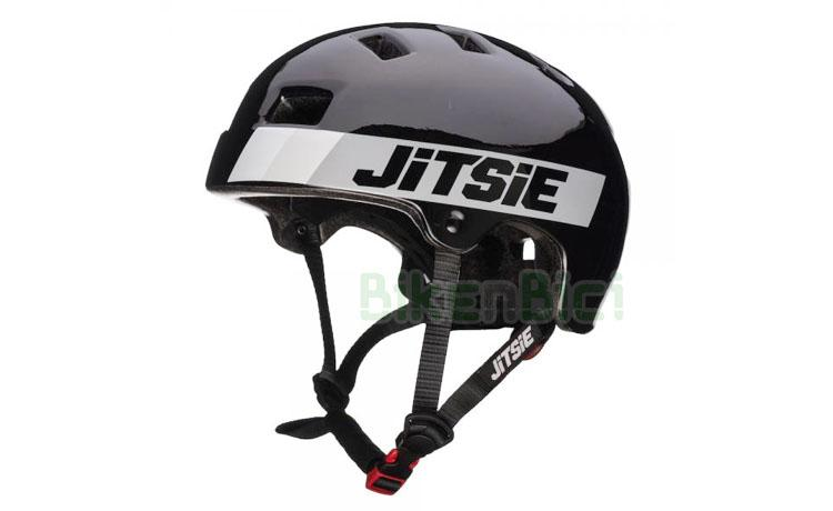 CASCO TRIAL JITSIE C3 CRAZE NEGRO