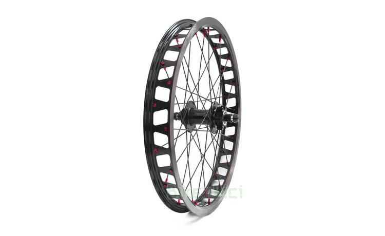 Ruedas Trial CLEAN EXPERT 19 PULGADAS FRENO DISCO 116mm Biketrial