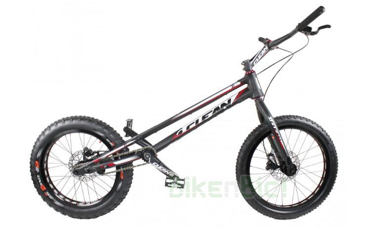 Bicicletas Trial CLEAN X1 2017 20 PULGADAS Biketrial - Bicicleta Clean X1 2017 de 20 pulgadas para Trial y Biketrial. Pedalier a rosca tipo ISIS de 128mm, dirección Tapered 1,5