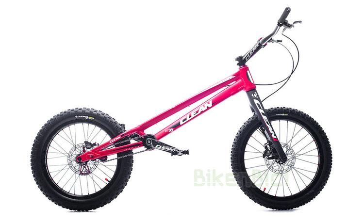 BICICLETA CLEAN X1 20 PULGADAS 1005mm WORLD CUP