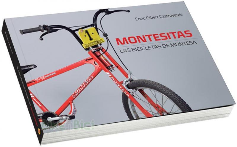 LIBRO MONTESITAS, LAS BICICLETAS DE MONTESA - MONTESITAS, LAS BICICLETAS DE MONTESA es la fascinante historia de las bicicletas que revolucionaron el mundo del trial. Un exhaustivo estudio de las bicicletas fabricadas por Montesa y todo aquello relacionado con ellas: historia, modelos, pilotos, equipos, copias, curiosidades... 182 páginas y más de 240 imágenes 100% Montesita. Formato A4 apaisado con fotografías de gran tamaño. Peso 1,2 kg.