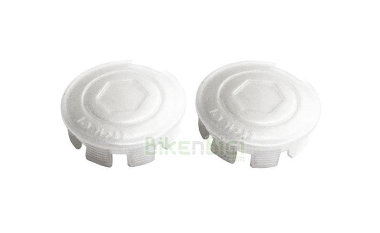 Tapón biela Trialsin Bmx SUAR traslúcido - Tapón de biela original SUAR acabado traslúcido