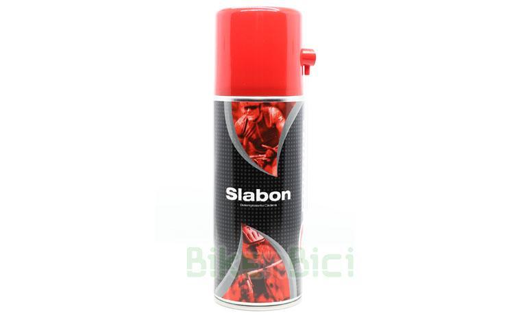 DESENGRASANTE CADENA BRUBIKE SLABON 400 ml - Desengrasante de cadena de la marca Brubike. Formulado a base de disolventes y