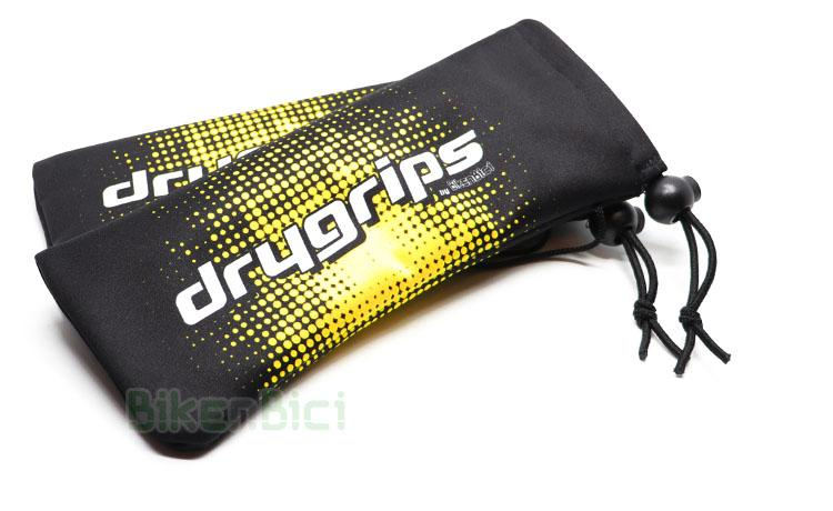 PROTECTOR PUÑOS IMPERMEABLE DRYGRIPS AMARILLO