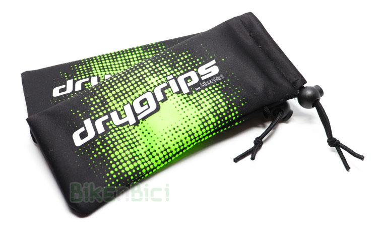 PROTECTOR PUÑOS TRIAL IMPERMEABLE DRYGRIPS VERDE