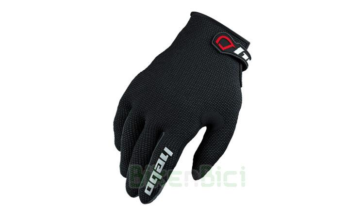 GUANTES HEBO TRIAL TEAM II NEGRO