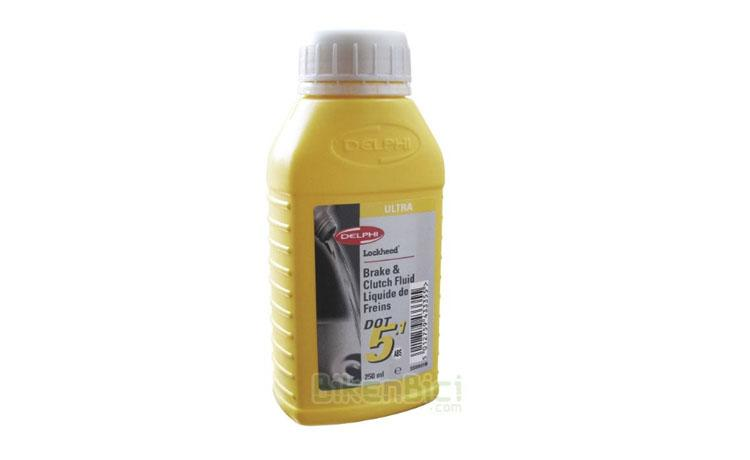 HOPE ACEITE SINTETICO DOT 5.1 250ml