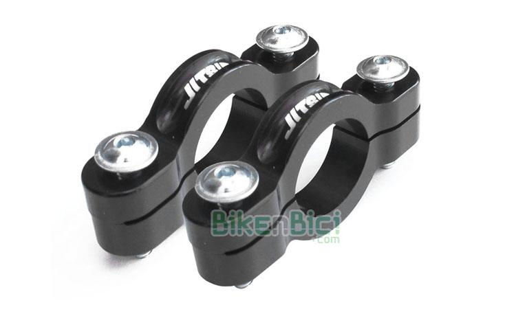 JITSIE BRAKE CLAMPS BLACK