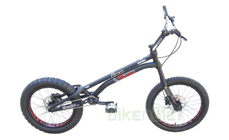 Bicicletas Trial KABRA S20 2017 20 PULGADAS 970mm SHIMANO M396 Biketrial