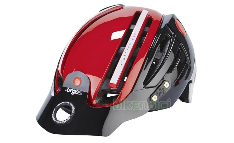 Casco URGE ENDUR-O-MATIC 2 ROJO